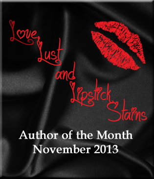 Author of the Month Nov