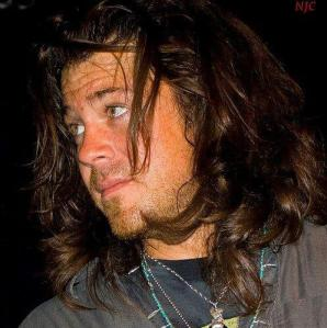 Christian Kane bed hair