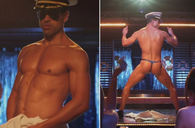 Adam Rodriguez, Magic Mike